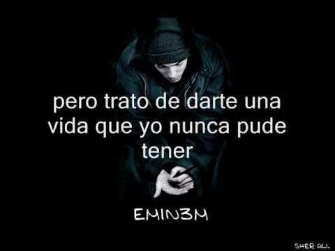 Eminem Mockingbird (sub español) (видео)