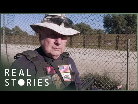 The Wall That Divides The U.S. From Mexico: Busiest Land Border On Earth | Real Stories