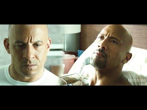Furious 7 (2015) - Hobbs Hospital Scene