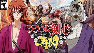 Nonton Samurai X  Saisen                                                      Story Mode Gameplay Walkthrough  Ppsspp   Hd  Film Subtitle Indonesia Streaming Movie Download