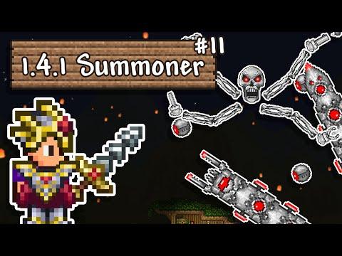 Mech Bosses Who? - Terraria 1.4.1 Summoner #11