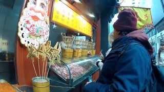 Na Grande Angular no Mercado na China