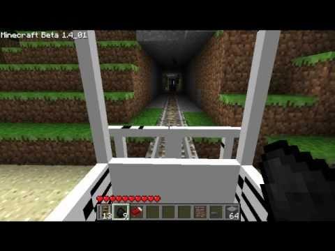 Minecraft Train Mod