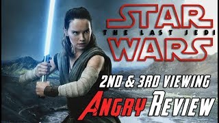 Video Top 10 Things I Got WRONG about The Last Jedi - 2nd Angry Review! MP3, 3GP, MP4, WEBM, AVI, FLV Januari 2018
