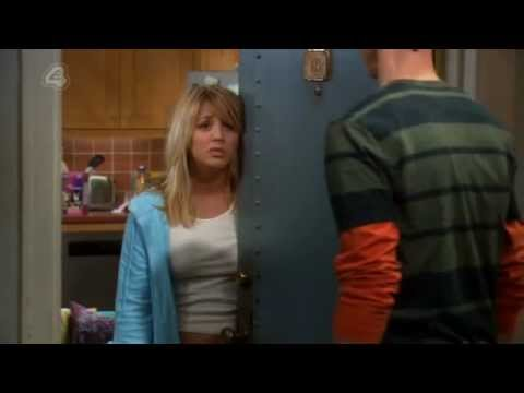 Kaley Cuoco _ Penny shows nipples - Best see through scenes from The Big Bang Theory