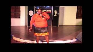 Lepacious Bose At Koffi Comedy Night [part 1]