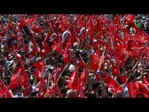 Türkei: Opposition könnte Erdogan in Stichwahl zwingen