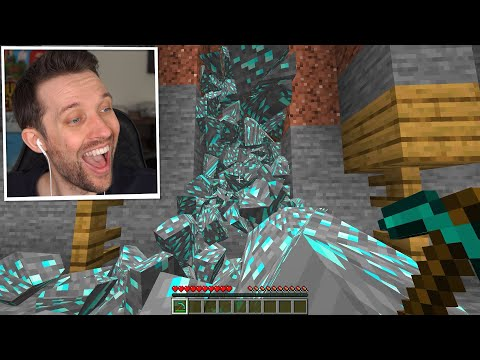 DIAMANTEN ABBAUEN WIE EIN PROFI in Minecraft