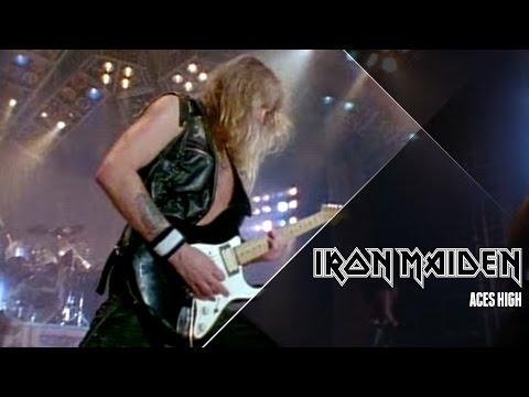 Tekst piosenki Iron Maiden - Aces High po polsku