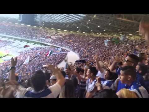 Um Gigante incontestado - Cruzeiro 2 x 1 São Paulo - Torcida Fanáti-Cruz - Cruzeiro