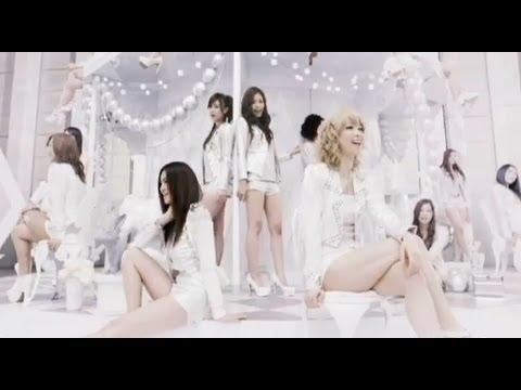 日本高人氣甜美女優天團--E-Girls / One Two Three (短版)很棒的舞蹈及編曲