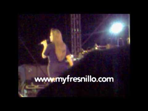 Jenni Rivera Mueve las Nalgas en Fresnillo