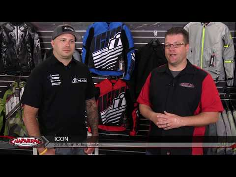 Three Top 2018 Icon Motorsports Jackets for All Riding Conditions ChapMoto.com