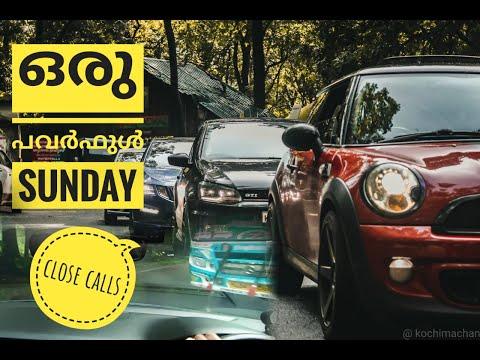ഒരു പവർഫുൾ  Sunday | OCTAVIA VRS |POLO GTI | MINI COOPER | DRIVE TO ATHIRAPALLY