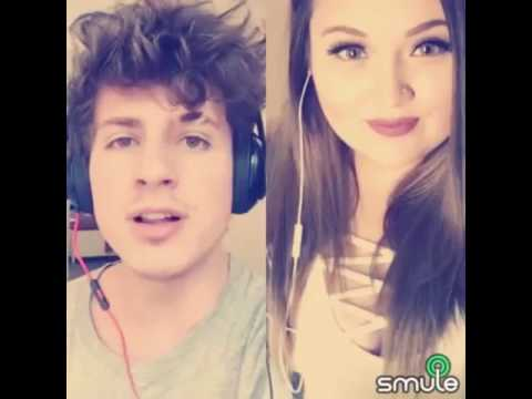 We Don't Talk Anymore - Charlie Puth & Susan Prieto (Smule)
