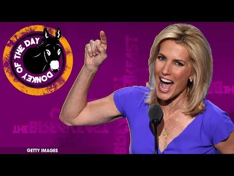 Fox News' Laura Ingraham Laughs, Jokes While Reporting Nipsey Hussle Funeral