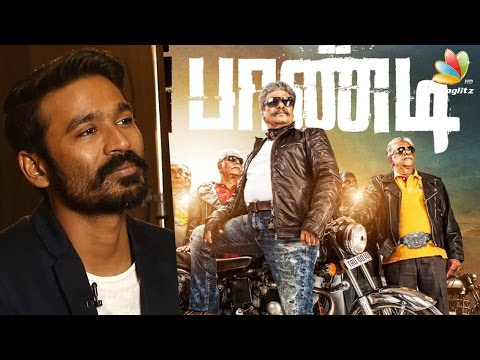 Dhanush-Directorial-Debut-Power-Pandi-Attracting-First-Look-Raj-kiran-in-a-Rocking-Get-up