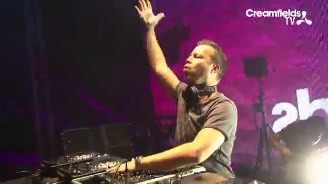 Sander van Doorn - Live @ Creamfields 2014