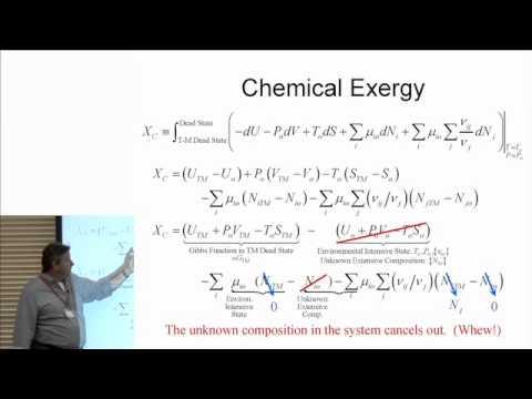 Chris Edwards - Exergy 101  |  GCEP Symposium - October 11, 2012