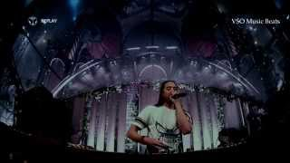 Download Lagu Oasis vs  Bastille & Audien -  Pompeii Wonderwall (Steve Aoki @ Tomorrowland Belgium 2015) Mp3