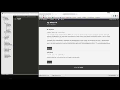 Learn To Create WordPress Themes By Building 10 Projects - Single Post \u0026 Thumbnails