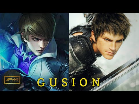 KISAH GUSION HERO DARI MOBILE LEGENDS