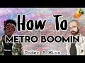 From Scratch: A Metro Boomin Song in under 8 minutes | FL Studio Bouncy Trap Tutorial 2018