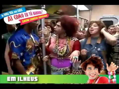 22 DE DEZEMBRO EM ILHÉUS - COMÍCIO GARGALHADA COM A VALÉRIA DO ZORRA TOTAL!