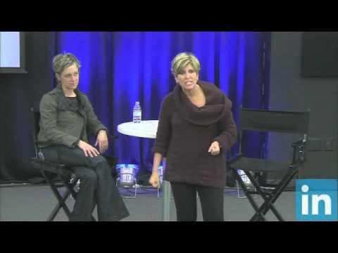 LinkedIn Speaker Series: Suze Orman