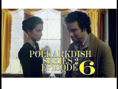 POLDARK Series 2 Episode 6 RECAP | PoldarkDish | For UK audience