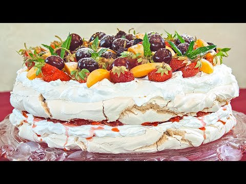 Торт анна павлова классический рецепт с фото