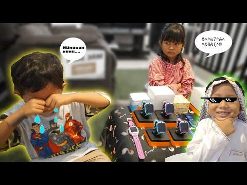 Drama Penjual IMOO Watch Phone Judes, Pembeli nya Nangis, Untung di Tolongin Sultan Cilik