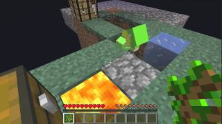 SKYBLOCK FAILING! With BajanCanadian and Hippoioqqih Part 2