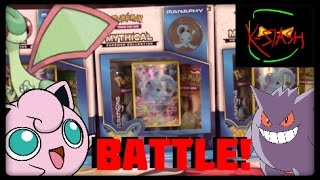 Pokemon Cards! Triple Manaphy Box Battle! K-Laboration! by Master Jigglypuff and Friends