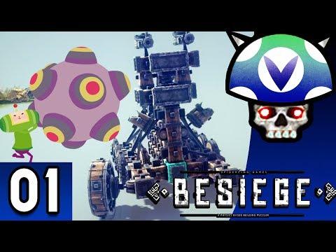 [Vinesauce] Joel - Besiege ( Part 1 )