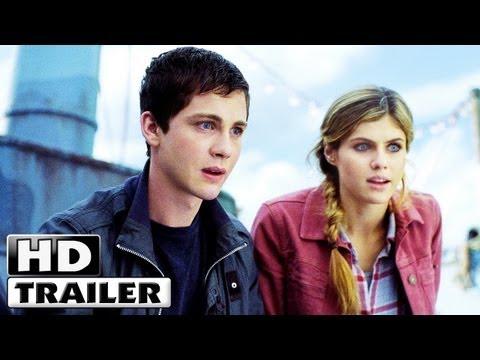 Percy Jackson y el Mar de los Monstruos Trailer en Español (2013)