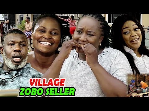 Village Zobo Seller Season 5&6 (Ebere Okaro/Chizzy Alichi) 2019 Latest Nigerian Nollywood Movie