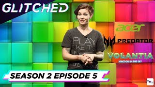 Watch the fifth episode of Glitched Season 2