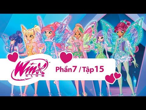 Winx Club - Winx Công chúa phép thuật - Phần 7 Tập 15 [trọn bộ] - Thời lượng: 22 phút.