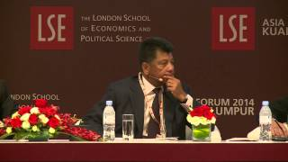 LSE Asia Forum 2014 - Plenary session 1: International and regional relations in Asia