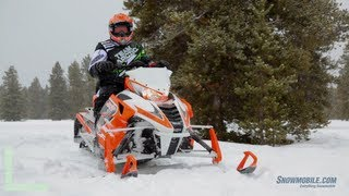 1. 2014 Arctic Cat ZR7000 SnoPro