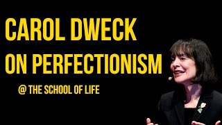 Video Carol Dweck on Perfectionism MP3, 3GP, MP4, WEBM, AVI, FLV September 2019