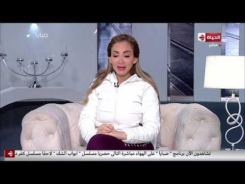 ريهام سعيد تكشف عن تخطيها سن الأربعين