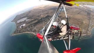 Queenscliff Australia  city photos gallery : Microlight flight Queenscliff Australia