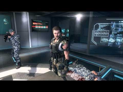 Call of Duty Black Ops 2 - Salazar Death