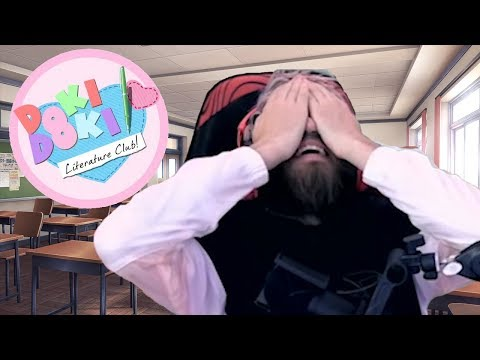 Pewdiepie's Funniest Doki Doki Moments