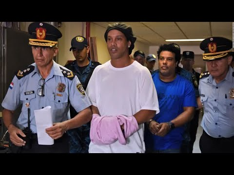 Ronaldinho granted house arrest in Paraguay after 'fake' passports claims