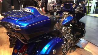 3. New 2018 Indian Roadmaster Bagger awesome specs 4 accessories UK 01773835666 www.customcruisers.com