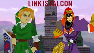 What if Link Was as Fast as Falcon?