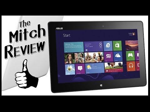Asus VivoTab Smart Tablet Review - Windows 8 Full Version